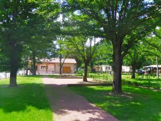 Camping de l'Aix**, Roanne