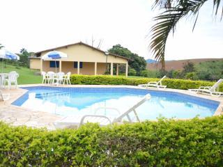 Sitio Socorro c/piscina - FIM DE SEMANA- CASA C/ LAREIRA