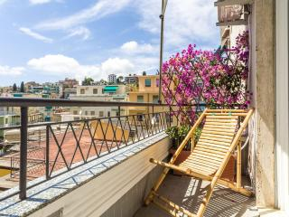 Rapallo Flat with wifi,only 350mt  from the sea!