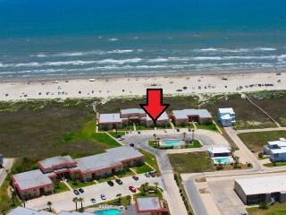 Whata Beachfront Condo!, Port Aransas