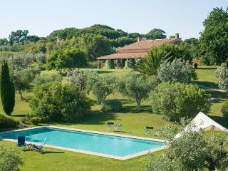 Villa Magliano, Magliano in Toscana