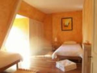Suite familiale - Chambre double 2 lits séparés