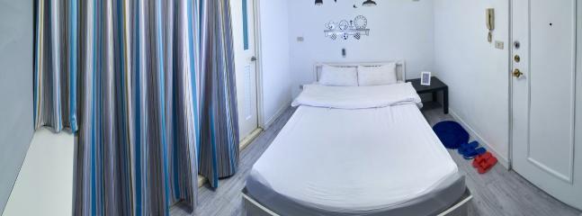 逢甲商圈民宿日租><簡單乾淨又舒適的房間,歡迎短期或長期的旅客入住, Taichung