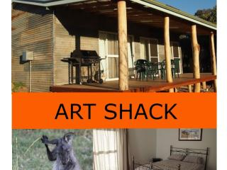 The Art Shack 3 - Wallabadah