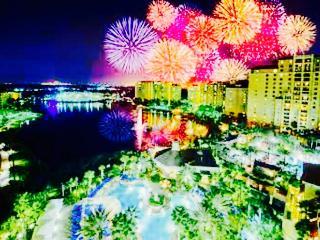 Wyndham Bonnet Creek 3 BD Presidential Disney FL, Orlando
