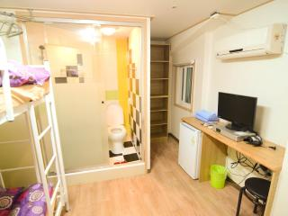 Kimchee Gangnam Guesthouse - Twin Private Room - 6