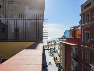 Barcelona Beach Apartment Barceloneta