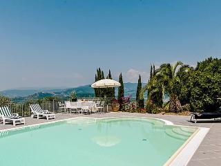 Villa Frantoio, Monsummano Terme
