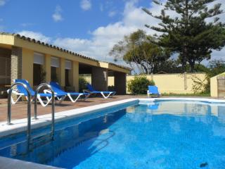 chalet de 4 dormitorios piscina privada 15 persona, El Puerto de Santa María