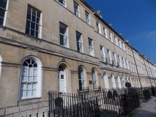 Spacious City Apartment in Central Bath