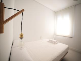 Habitación cama doble, Madrid