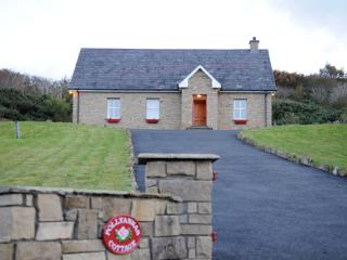 Pollyannas Cottage, beautiful, cosy, relaxing, Narin-Portnoo