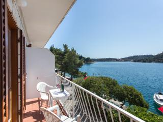 Villa Malfi - One-Bedroom Apt with sea view (A5), Zaton