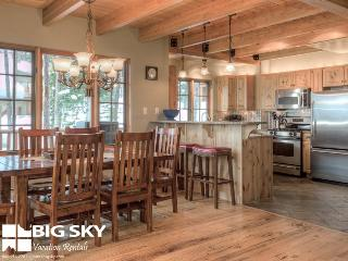 Big Sky Meadow | Moonlight Mountain Home 4 Harvest Moon