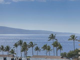 Kihei Alii Kai #D-406 Full Ocean View, in the Heart of Kihei, Spacious!
