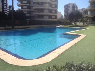 Alquiler apartamento 1ª línea playa Gandia