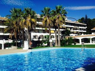 Spacious studio apartment 300 m from Casablanca beach, Marbella