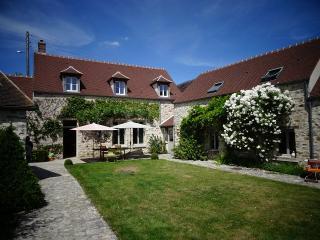 Chambres d'Hôtes de Cilia près de Senlis Chantilly Parc Astérix Paris Pierrefonds dans sud de l'Oise
