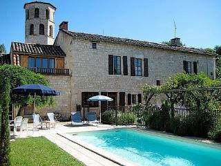 Le Presbytere - beautiful 15th century stone house, Cahuzac-sur-Vere