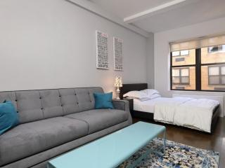 Modern Studio Apartment in New York - Tastefully Furnished, High Ceilings, New York City