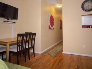 Contemporary 3 Bedroom, 2 Bathroom Apartment in Midtown West - Steps Away From Time Square, New York