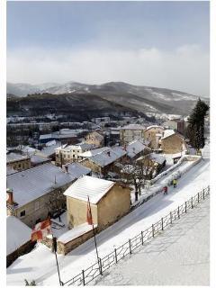 Vista desde Centro Barruelo (Nevado)
