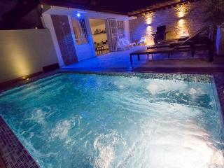 Playboys Mansion in Santo Domingo with pool