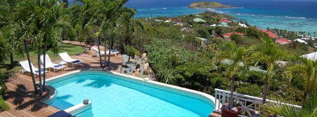Villa Green Cay 1 Bedroom (Situated In Marigot, It Is Overlooking The Lagoon Of