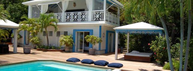 Villa Green Cay 2 Bedroom SPECIAL OFFER, Marigot