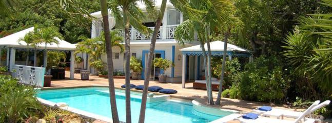 Villa Green Cay 3 Bedroom (Situated In Marigot, It Is Overlooking The Lagoon Of