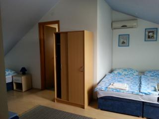 Corry Room for 3 persons with AC and WiFi in Bilje near Osijek