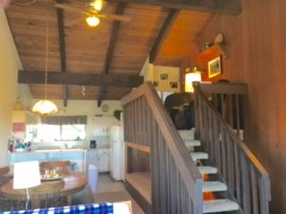 Loft, Dinning table & Large Kitchen