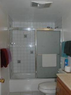 Bathroom off of the Bunk Room