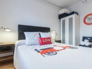 Confortable apartamento muy bien comunicado, Barcelona
