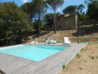 Villa Focce - A wonderful 18th Century Villa / Farmhouse awaits you, Castiglion Fiorentino