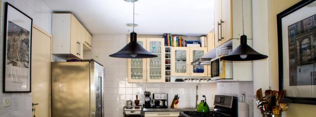 open floor kitchen