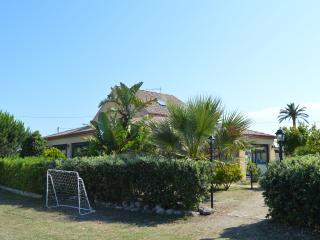 Villa Margi, Torre Faro
