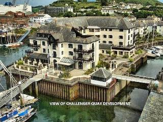 Challenger Quay, Port Pendennis, Falmouth,