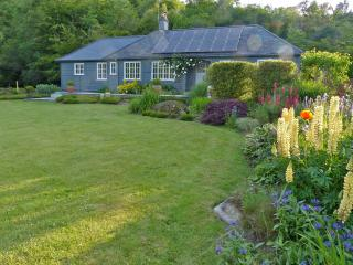 One Gidleigh Park. Secluded luxury woodland cottage, Chagford, Dartmoor, Devon