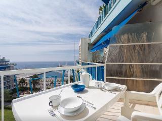 JdV Holidays Apt Euphorbe 3, modern, two balconies, Niza