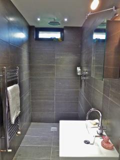 Bedroom 2 ensuite bathroom.