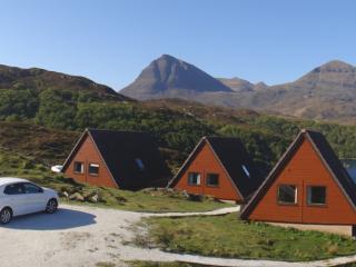 No 5 Kylesku Lodges, Kylesku, near Lochinver