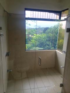Bathroom #1 / Shower with view!!