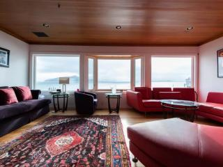 BREATHTAKING VIEWS 4BD4BA PVT BEACH, Sausalito