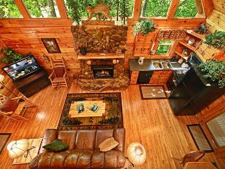 BEAR CROSSING MAY/JUNE SPECIAL - $100/nt Sun-Thurs, Pigeon Forge