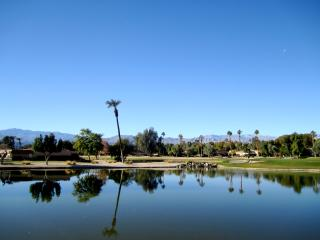 Stunning Water View at Golf/Tennis Resort Condo, Palm Desert