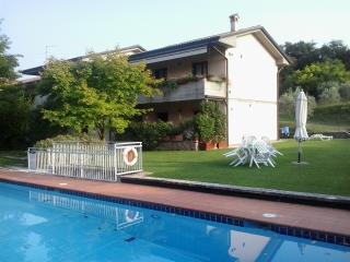 Casa Giovanni mit Pool für 2/4 Pers., Marciaga di Costermano