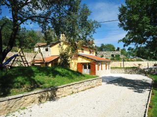 Beautiful villa Romantica for 6 persons near Mošćenička draga