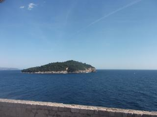 Apts Abjanic - Studio with Balcony and Sea View A4, Dubrovnik