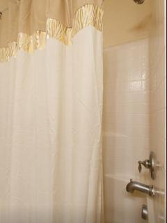 remodeled shower place
